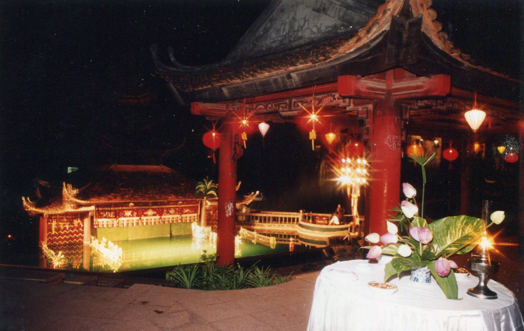 Image result for nhà hát múa rối nước HCM